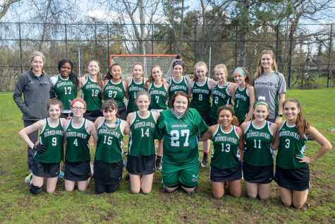 V. Girls Lacrosse Wins Championship, Goes Undefeated