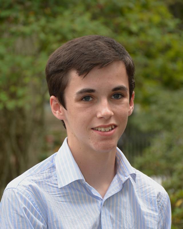 Michael Donahue '19(Associate Editor)