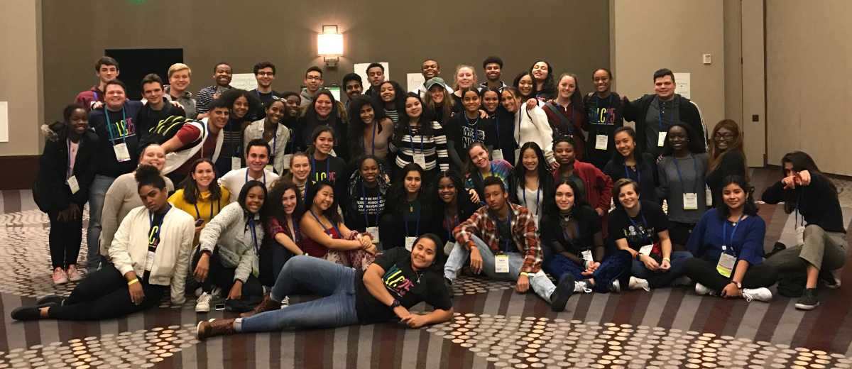 Students and Faculty Attend Diversity Leadership Conference