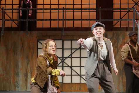 Photos: 'Newsies' Dress Rehearsal