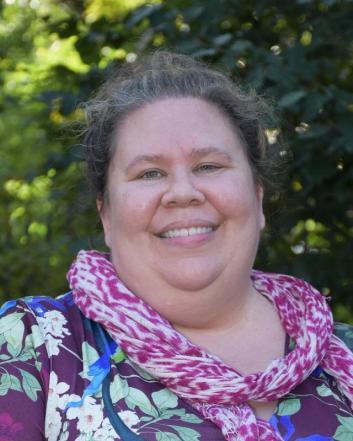 Co-Event Organizer Kenley Smith.