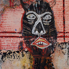 Chlöe Berlin, Love Letter to Myself, Painting, Honorable Mention