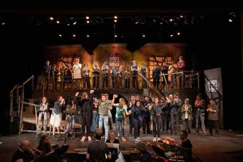 'Urinetown: The Musical' a Hit