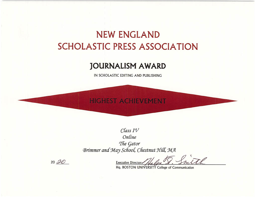 Gator+Wins+16+NESPA+Awards%2C+Most+Ever+for+Newsroom