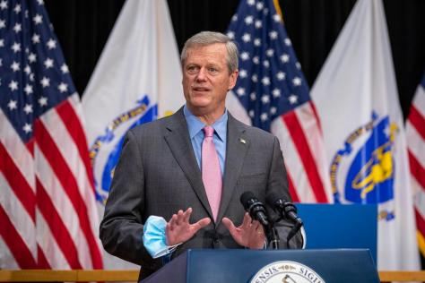 Podcast: Gov. Baker Talks Fostering Civil Discourse