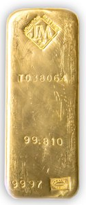 Gold - 400 oz | BMG Bullion Product