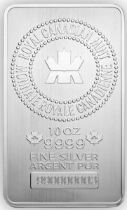 Silver in 10oz bars | BMG Bullion Products