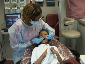 Black Dentist