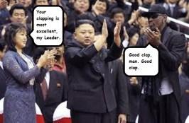 rodman clap