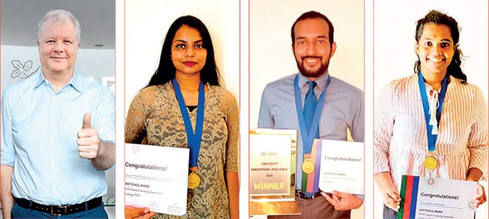 Nestlé Connect University Innovation Challenge awards 3 teams for ideas in  nutrition and sustainability