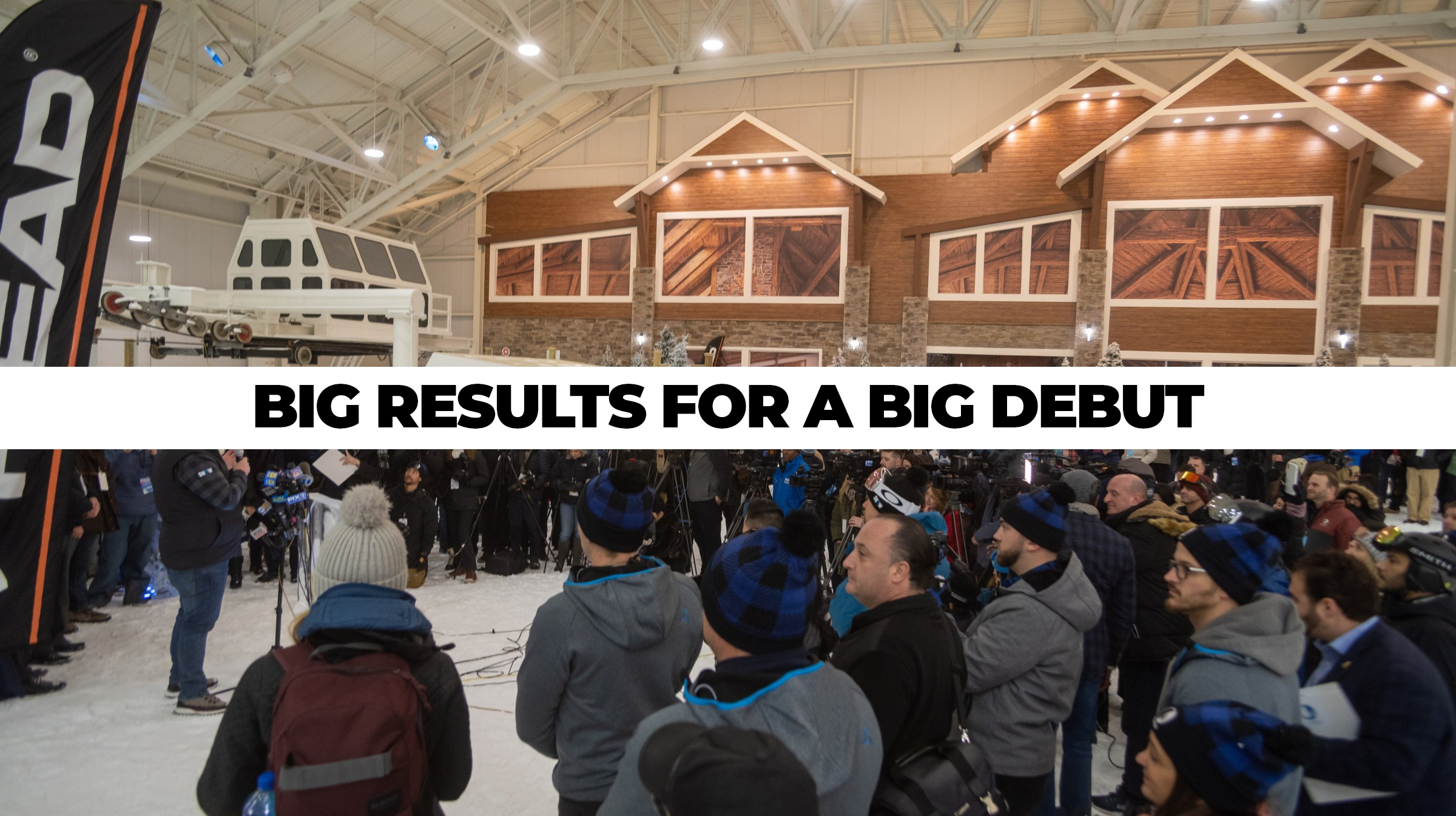 Big SNOW American Dream:                        Grand Opening Public Relations Support