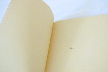 Beloved Booklet - Half Title