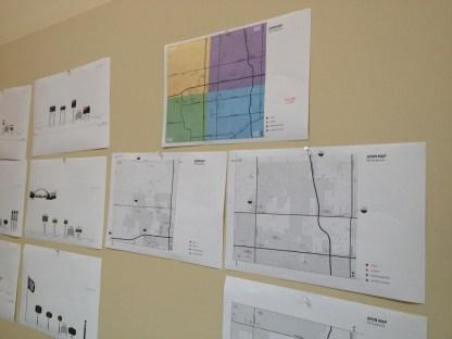Draft Location Plans