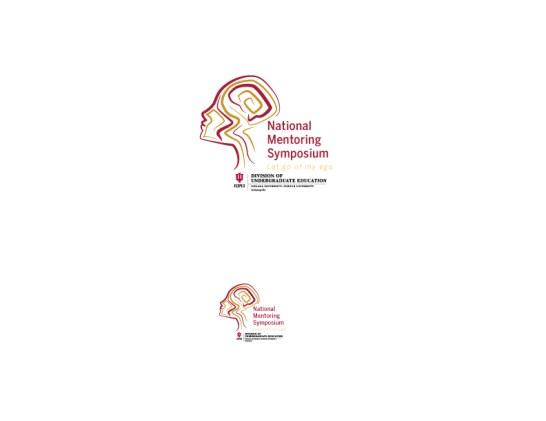 IUPUI National Mentoring Symposium Logo