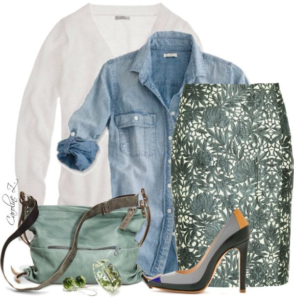 17 Cute Polyvore Combination For Perfect Easter Outfits