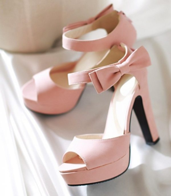 18 Cute High Heels Inspirations To Complete Your Girly