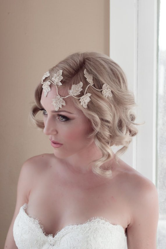 17 Pretty Ways To Style Short Hair For Wedding Be Modish