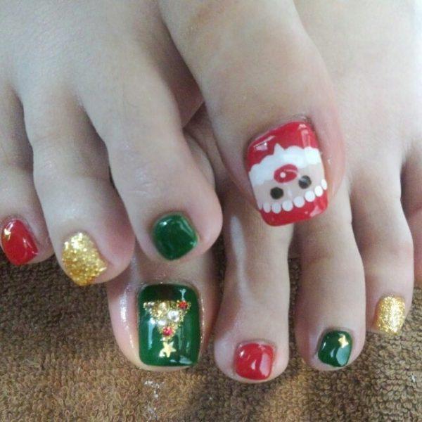 Cute Toe Nail Design Bmodish