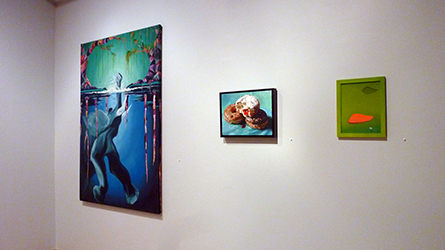 Maryland Art Place - Juried Regional 2013 - Chelsey A Anderson - Patrick Kluga - Janet Olney - Thumb