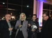 Jim Vose, Ryan Mitchell, Michael Farley, John Ruppert