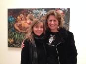 Cara Ober and Joan Cox
