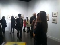 MFA Holtzman Gallery, TU