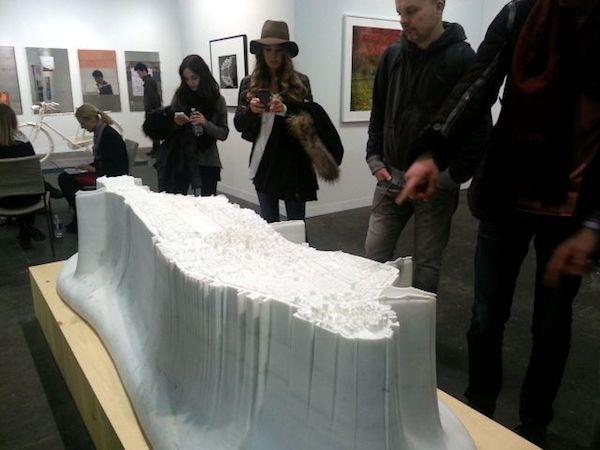 Yutaka Sone, Little Manhattan, 2007-2009 at David Zwirner Gallery