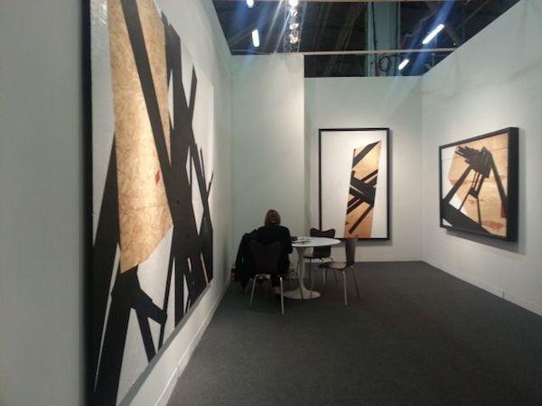 Serge Alain Nitegeka at Marianne Boesky Gallery