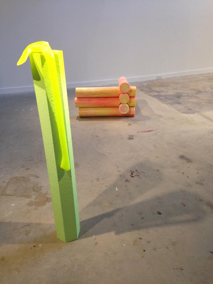 Magali Hebert-Huot, Rinehart School of Sculpture