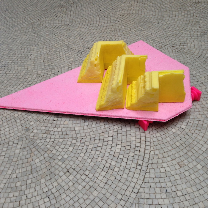 Magali Hebert Huot, Rinehart School of Sculpture