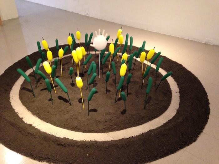 Yirang Song, Rinehart School of Sculpture