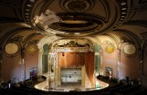 The city-owned Parkway Theatre to be opened up and shown to potential developers. Story mentions John Grant and Eliott Rauh, who may