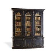 Victorian Bookcase by Ralph Lauren.
