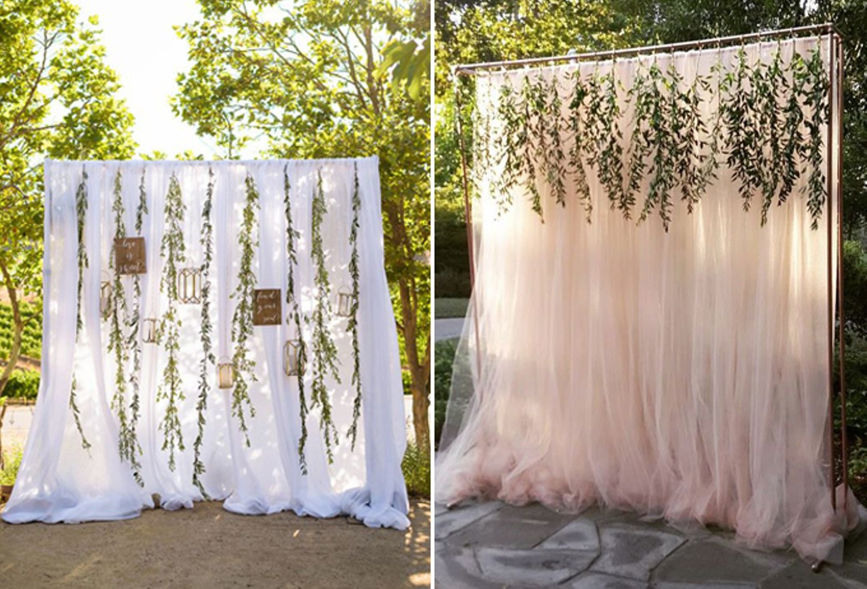 WEDDING/ CELEBRATION DIY PHOTO BOOTH IDEAS