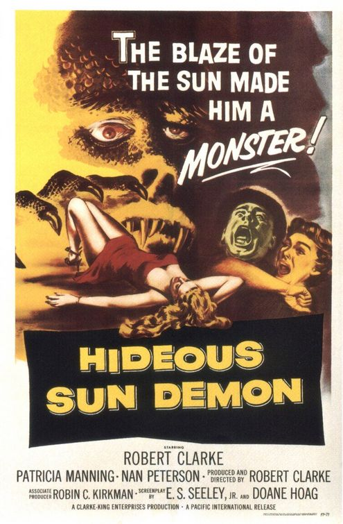 #BMovieManiacs Event: Hideous Sun Demon