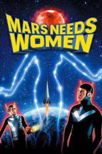 #BMovieManiacs Event: Mars Needs Women