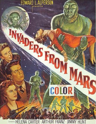 #BMovieManiacs Event: Invaders From Mars