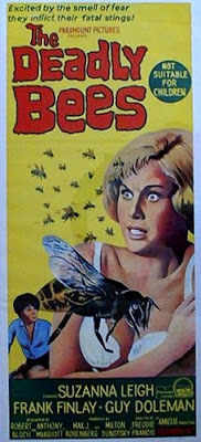 #BMovieManiacs Event: The Deadly Bees (1966)
