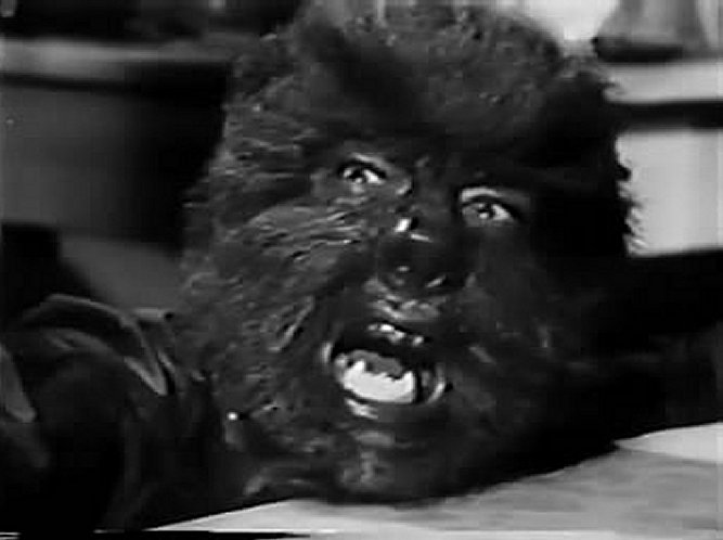 #BMovieManiacs Event: Face of the Screaming Werewolf!