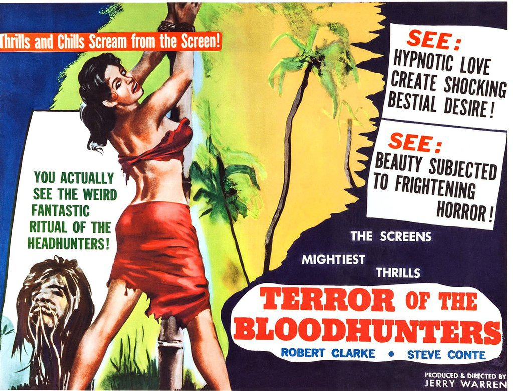 #BMovieManiacs Event: Terror of the Blood Hunters
