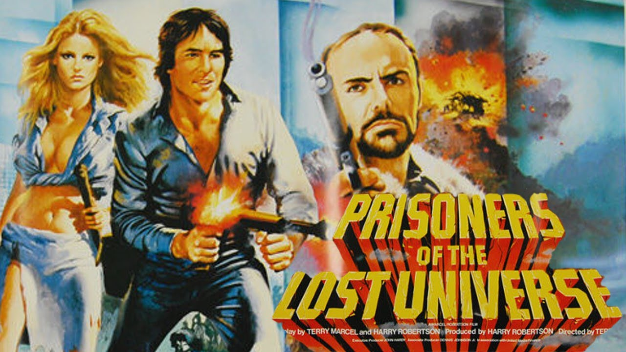 #BMovieManiacs Event: Prisoners of the Lost Universe (1983)
