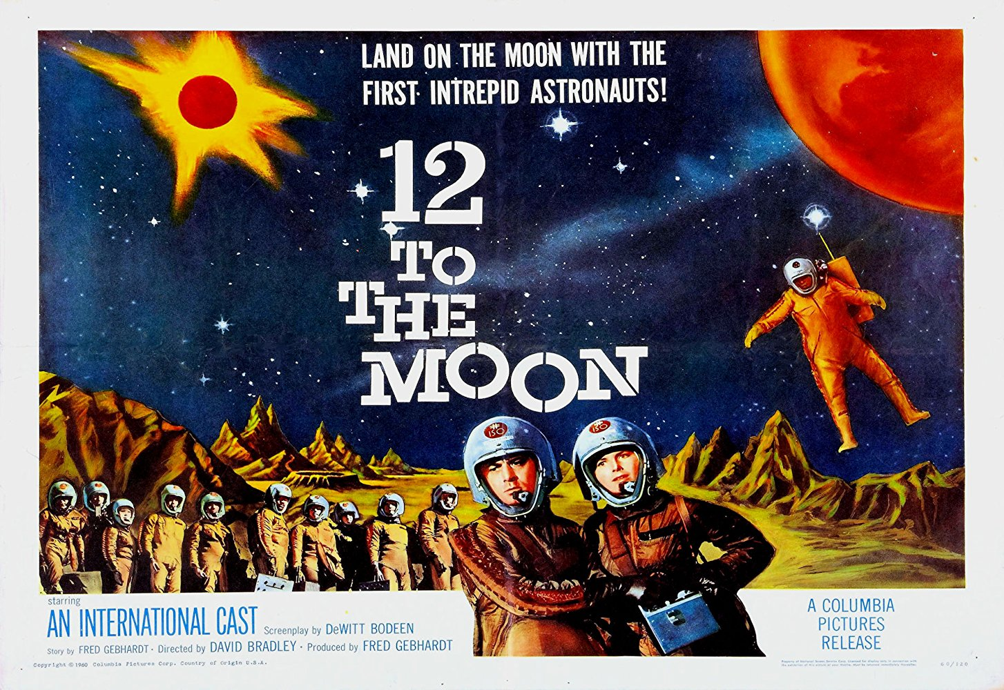12 to the Moon, Alice (1960)