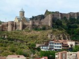 Fortress at Tbilisi