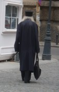 Elderly Orthodox prienst