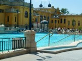 One of the 3 outdoor pools.