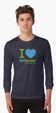 I ♥ BMRenew T-shirt