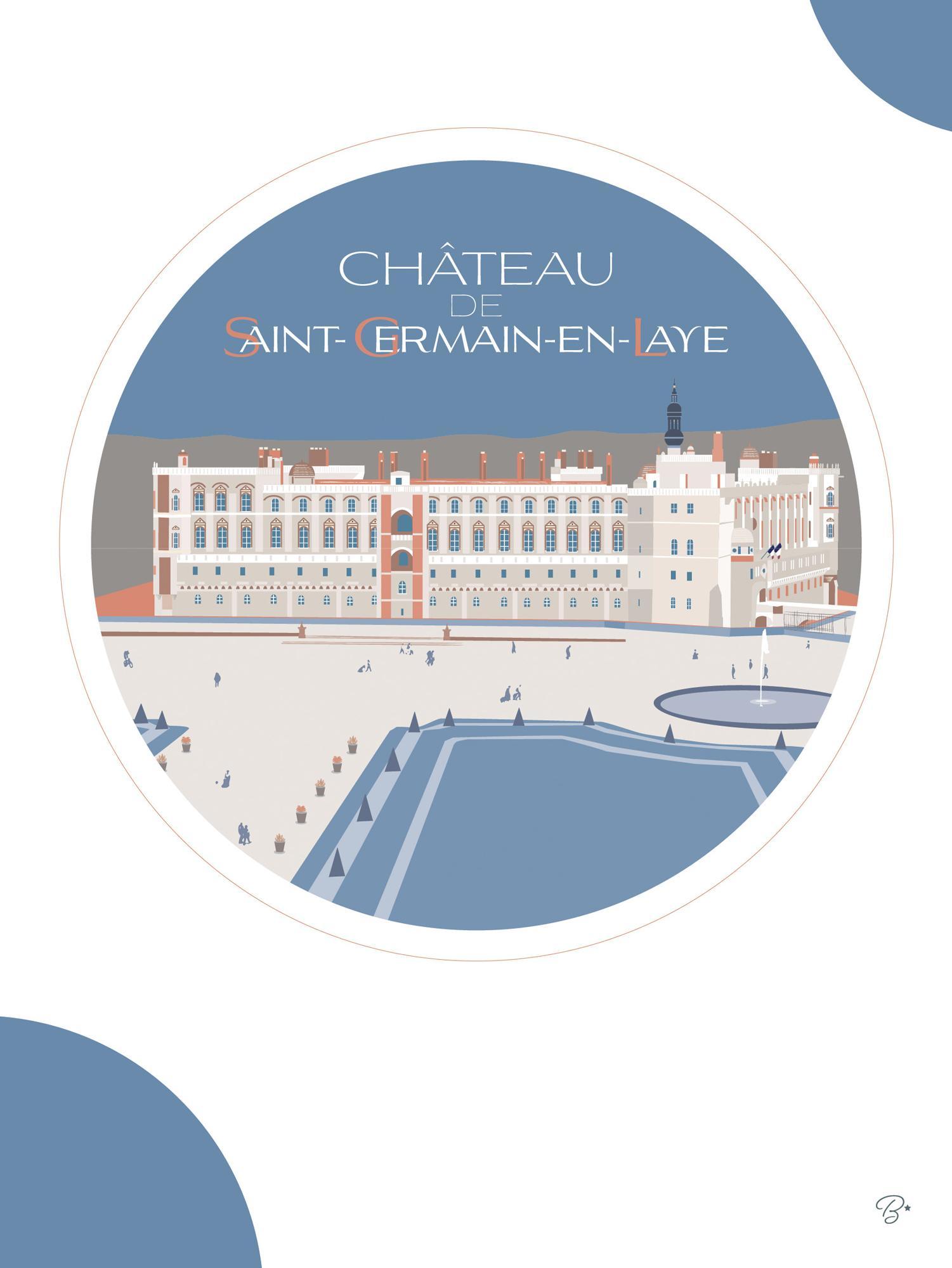 Chateau-bulles-bleus