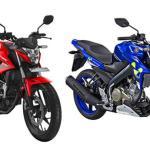 Honda CB150R Pukul Balik Yamaha New Vixion Advance [ AISI Januari 2017 ]