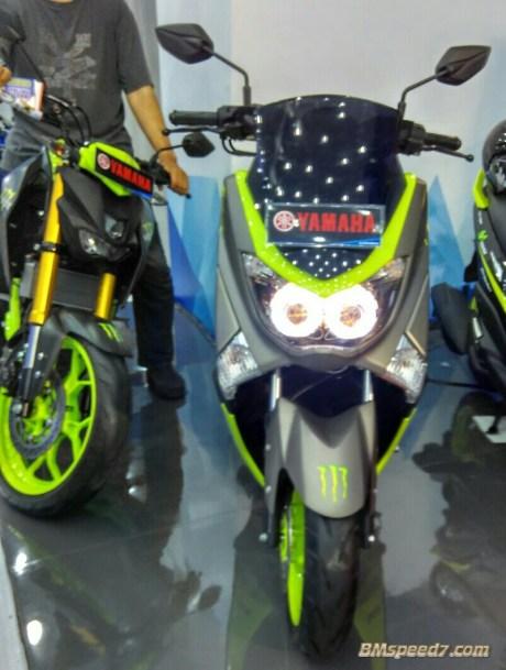 Yamaha-Nmax-HID-projektor