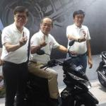 AHM Resmi Rilis Honda BeAT Street 2017, Harga Rp 15,4 Juta OTR Jakarta